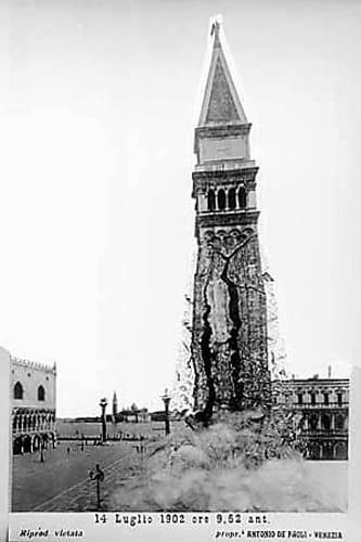 120_S.Mercuriale-Campanile5_Crollo antico campanile S. Marco - Venezia - 1902-2