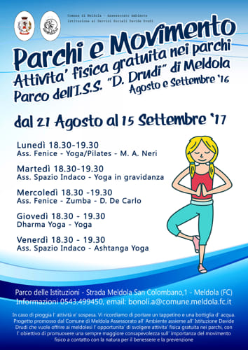 Parchi in Movimento programma Meldola-2