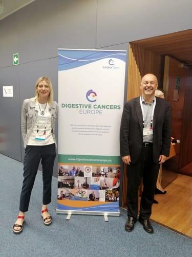 Associazione europea Digestive Cancers Europe-3