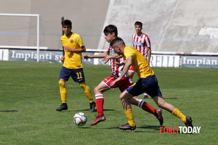 Forlì-Santarcangelo, 18-4-2019