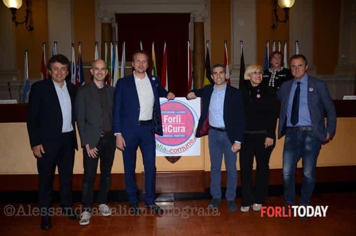 Elezioni, ForlìSiCura e Italia in Comune insieme: l'incontro