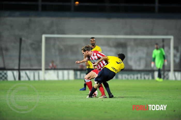 Calcio, Coppa Italia: Forlì-Savignanese (25-8-2019)