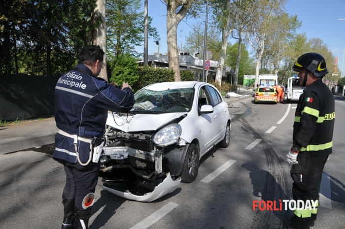 Uccisa da un'ubriaca, dramma in viale Salinatore (7-4-2019)