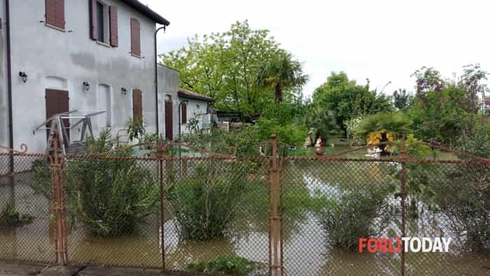 Il dramma dell'alluvione a Villafranca, 14-05-2019